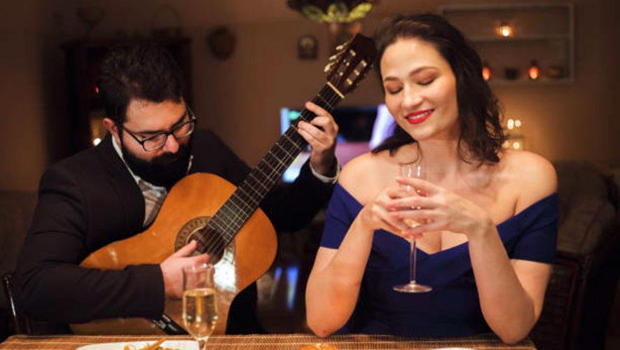 Recital gratuito para el Día del Cariño en 4 Grados Norte | Febrero 2018