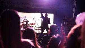 Música de los 80 con The One Man Band en Saúl L'Osteria   Marzo 2018
