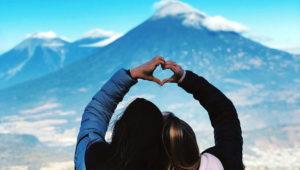 Ascenso romántico al Volcán de Pacaya | Febrero 2018