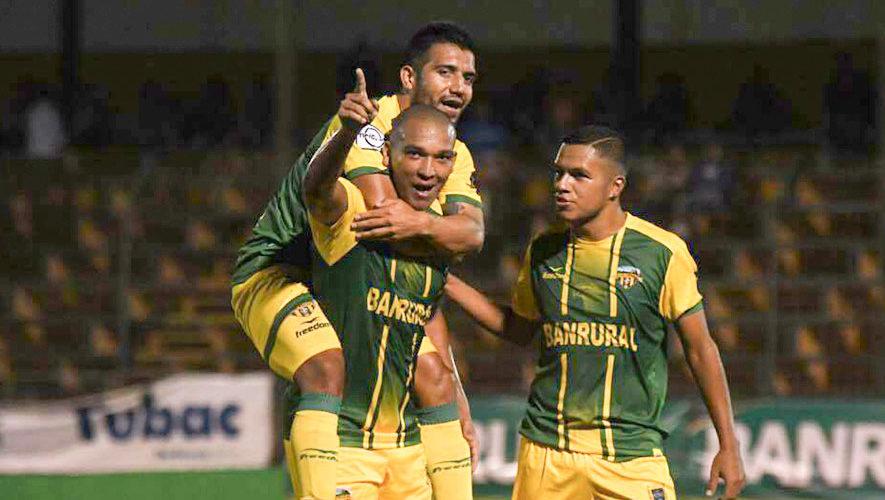 Partido de Petapa y Guastatoya por el Torneo Clausura | Marzo 2018