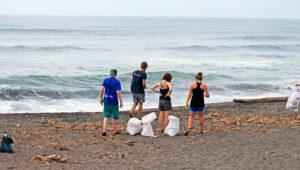 Participa en la gran jornada de limpieza en las playas de Guatemala   Marzo 2018