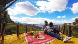 picnic en Guatemala