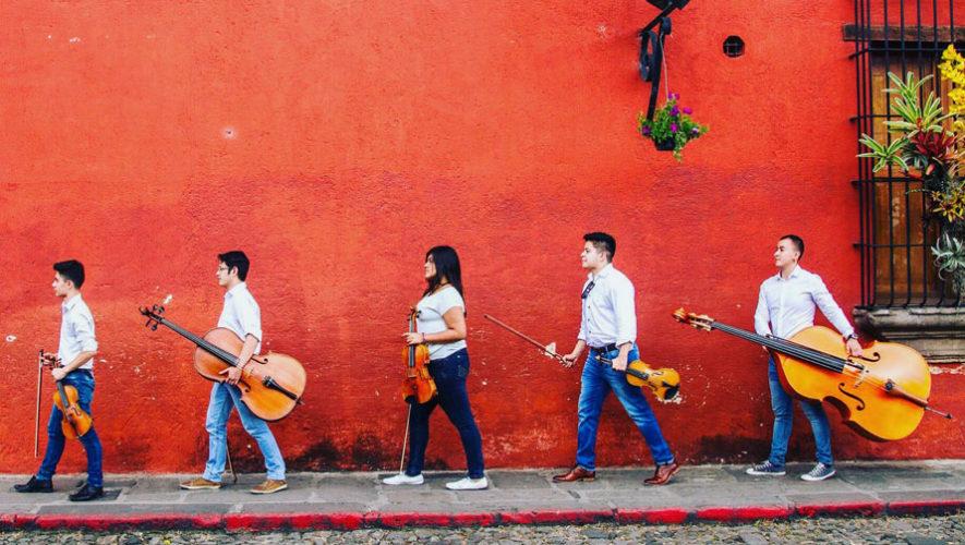 Conciertos instrumentales gratuitos en Antigua Guatemala | Febrero 2018