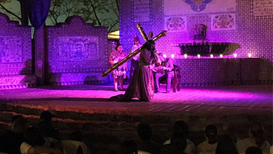 Obra de teatro Leyendas de Semana Santa | Marzo 2018