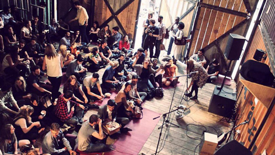 Sofar Sounds, fiestas secretas en Guatemala   Marzo 2018