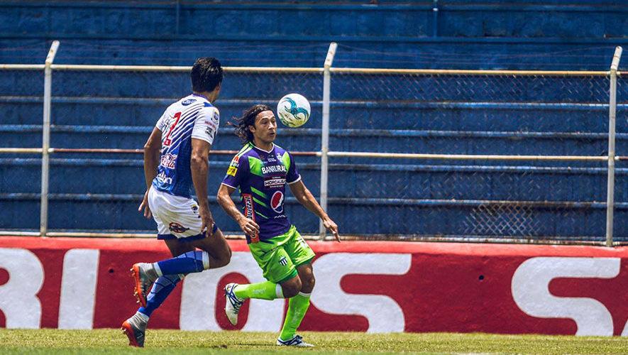 Partido de Suchitepéquez y Antigua por el Torneo Clausura | Febrero 2018