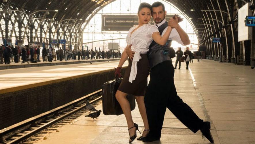 Show de tango, Un Clavel por los Años Dorados   Febrero 2018