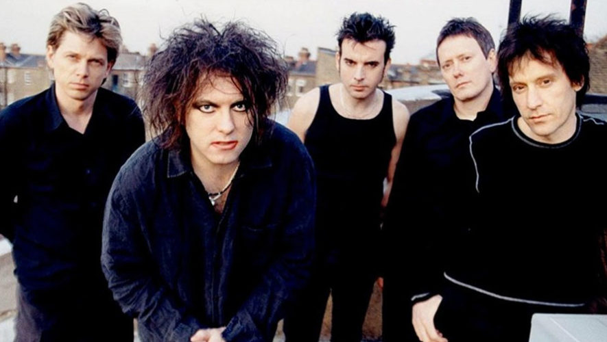Tributo a la banda The Cure en SOMA | Febrero 2018