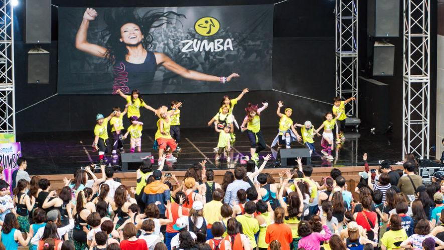 Festival de zumba en Portales | Febrero 2018