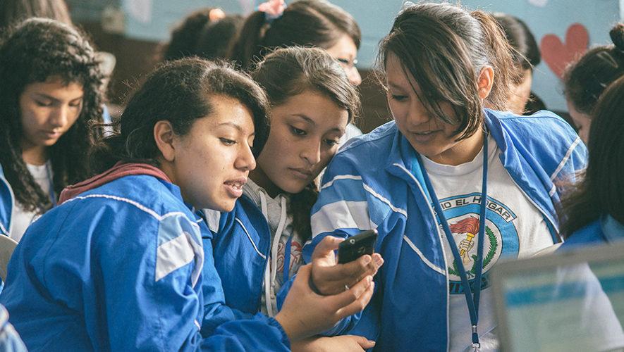 10,000 mujeres guatemaltecas han sido capacitadas en tecnología