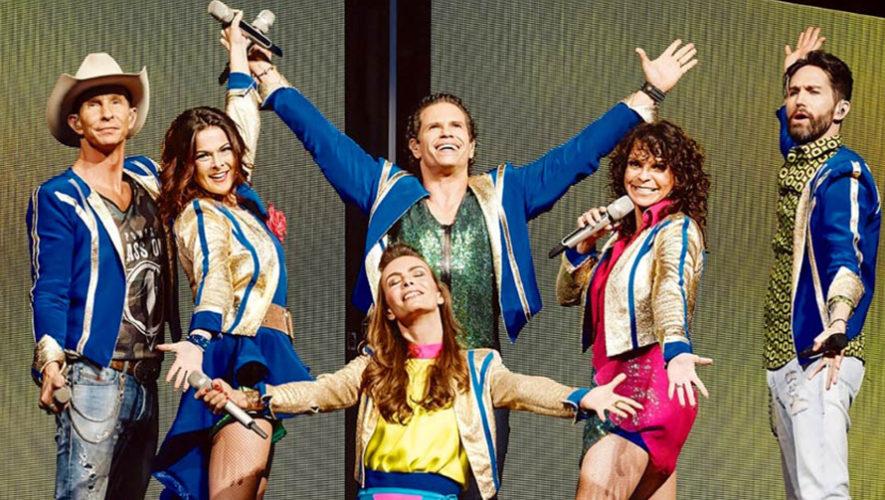 Anuncian concierto de Timbiriche en Guatemala