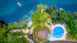 Hoteles con piscina en Petén, Guatemala