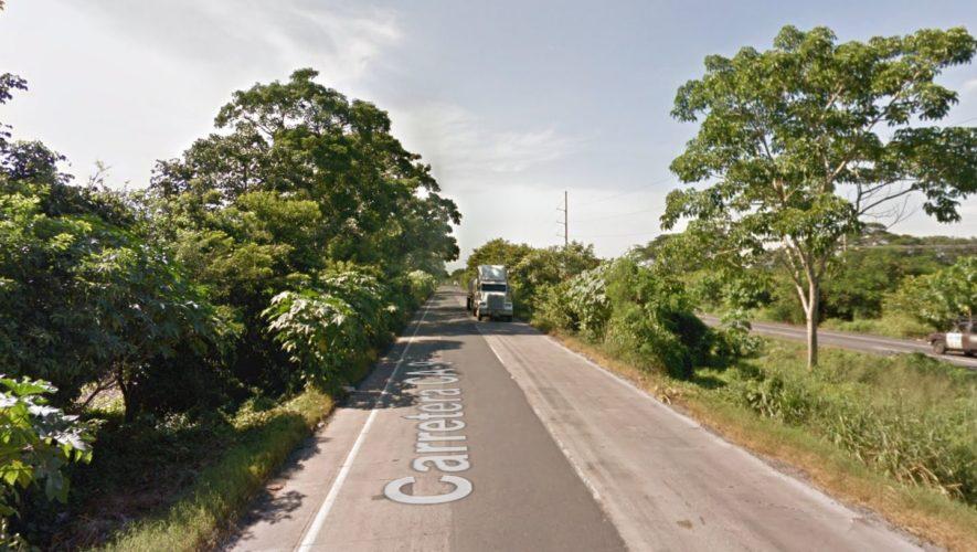 Km 96 Carretera a Puerto Quetzal