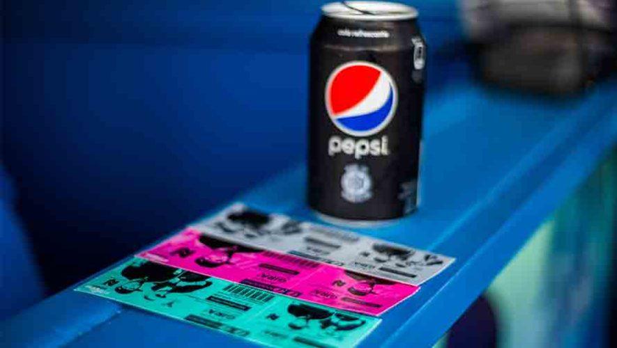 Conoce cómo puedes obtener tus entradas para la Gira Refrescante Pepsi.