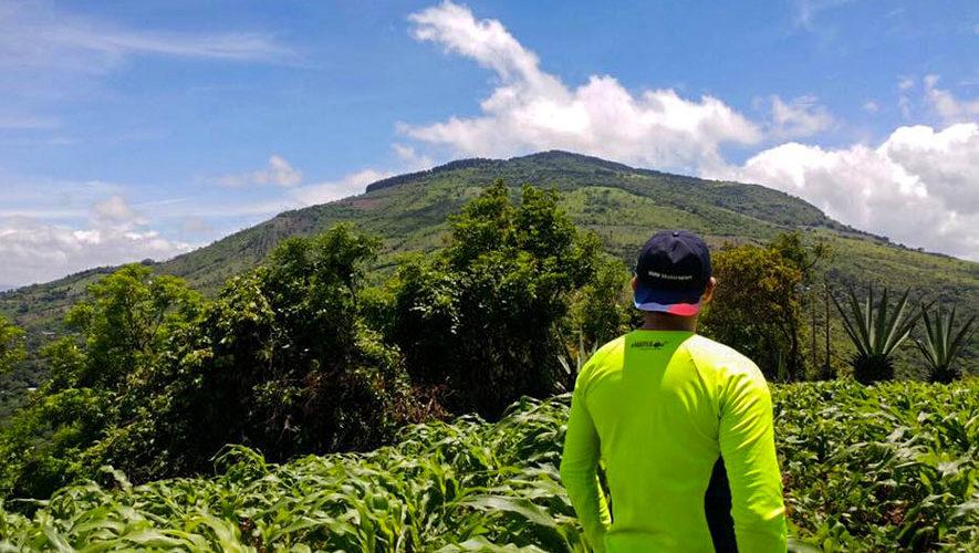 Cuarteta de Oriente: Volcanes en Jutiapa y Chiquimula   Marzo 2018