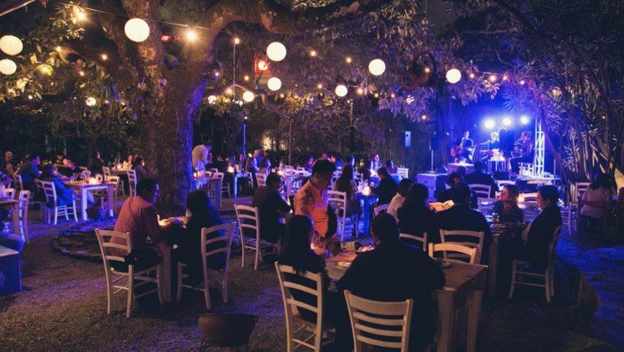 Cena benéfica en Saúl L'Osteria | Marzo 2018