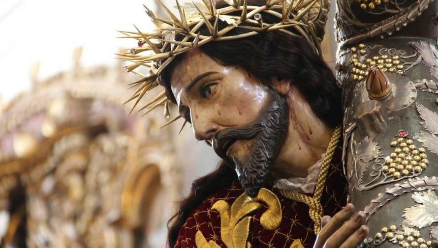 Recorrido procesional Viernes Santo, La Merced | Semana Santa 2018