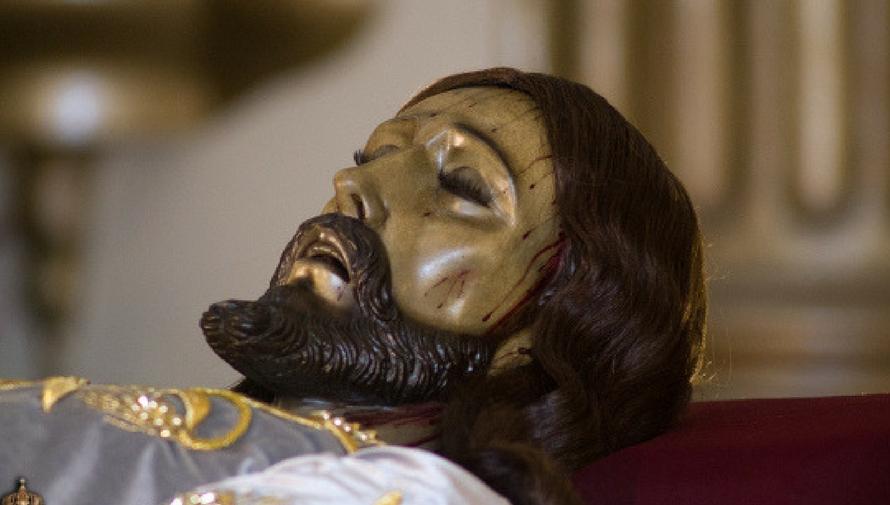 Procesión de Santo Domingo, Viernes Santo