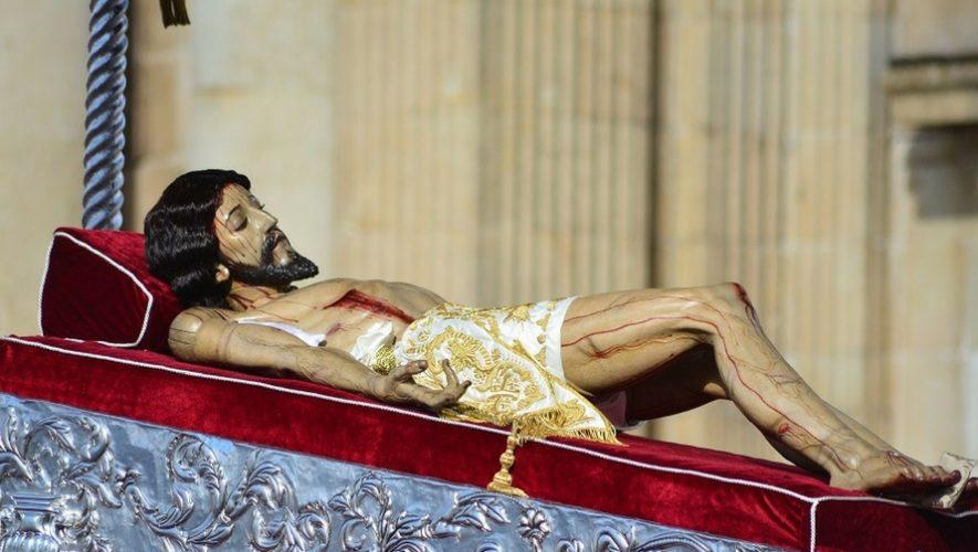 Procesión de La Recolección, Viernes Santo   Semana Santa 2018
