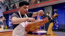 El guatemalteco Manuel Tol fue el mejor chef de la noche en MasterChef Latino