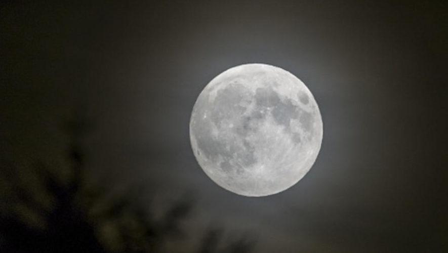 En Guatemala se podrá ver la Luna Rosa este 31 de marzo de 2018