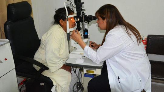 Examen de la vista gratuito en Guatemala en marzo 2018