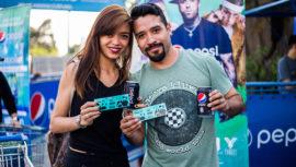 Cómo obtener entradas para la Gira Refrescante Pepsi 2018