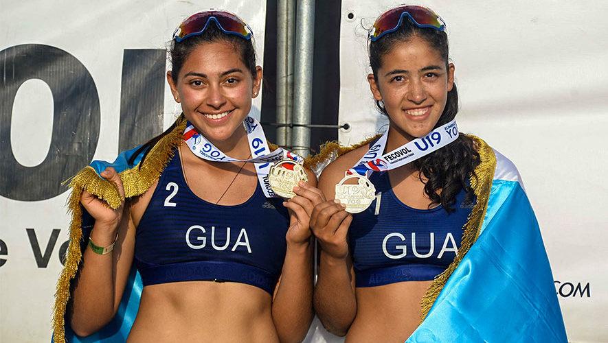 Guatemala Clasifico En Voleibol De Playa A Juegos Olimpicos De La