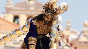 Procesión de Jesús de la Caída, Antigua Guatemala   Marzo 2018