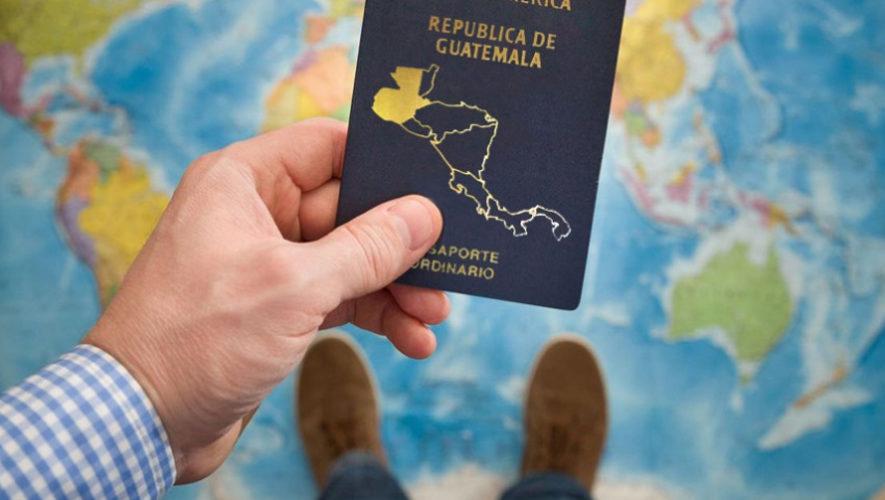 Los guatemaltecos que viajen al extranjero deben notificarlo a su banco