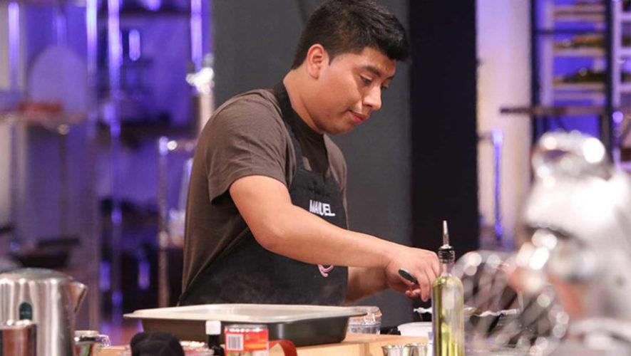 Manuel Tol, chef guatemalteco, se inspiró en el Tapado, un platillo tradicional de Izabal