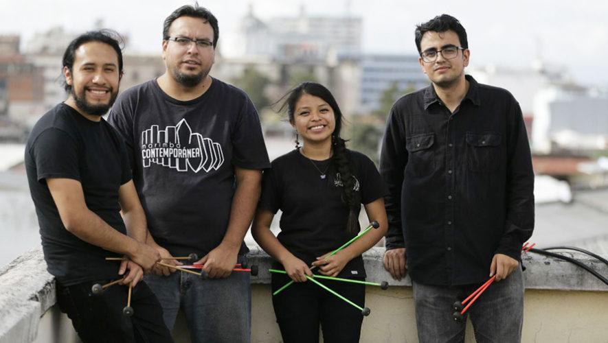 Marimba Contemporánea de Guatemala estrenó su nuevo video Resonar de dos mundos
