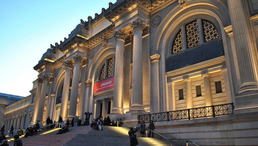 Museo de Nueva York exhibe varias piezas arqueológicas de los Mayas