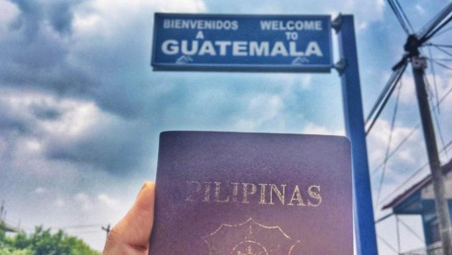 Países que necesitan visa para entrar a Guatemala