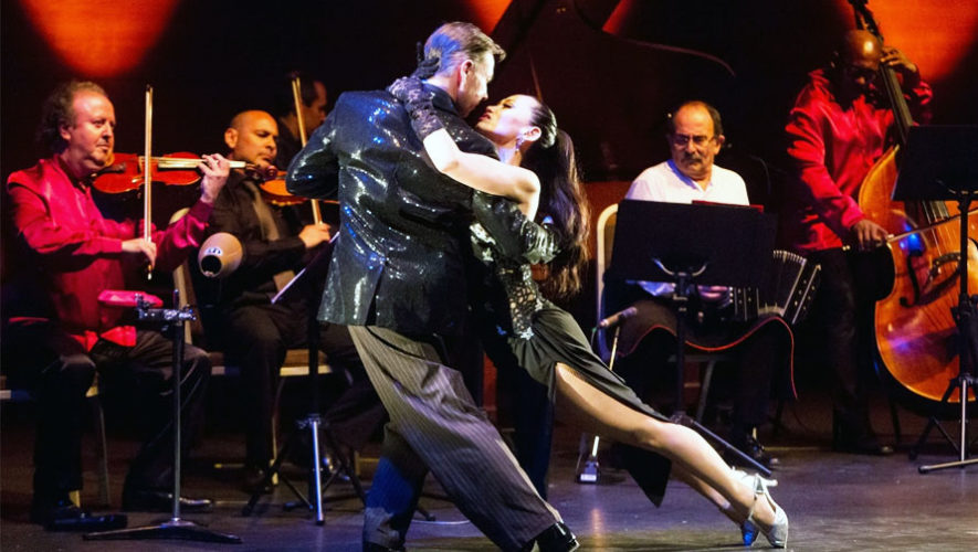 Romántica noche de tangos por el Quinteto Strauss   Abril 2018