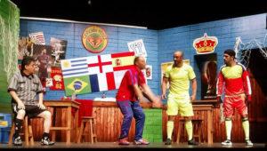 El Mundial del Humor 2, Obra de teatro en Guatemala | Marzo - Mayo 2018
