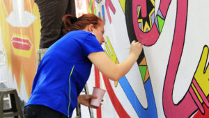 Lanzamiento del Festival del Mural en Guatemala | Marzo 2018