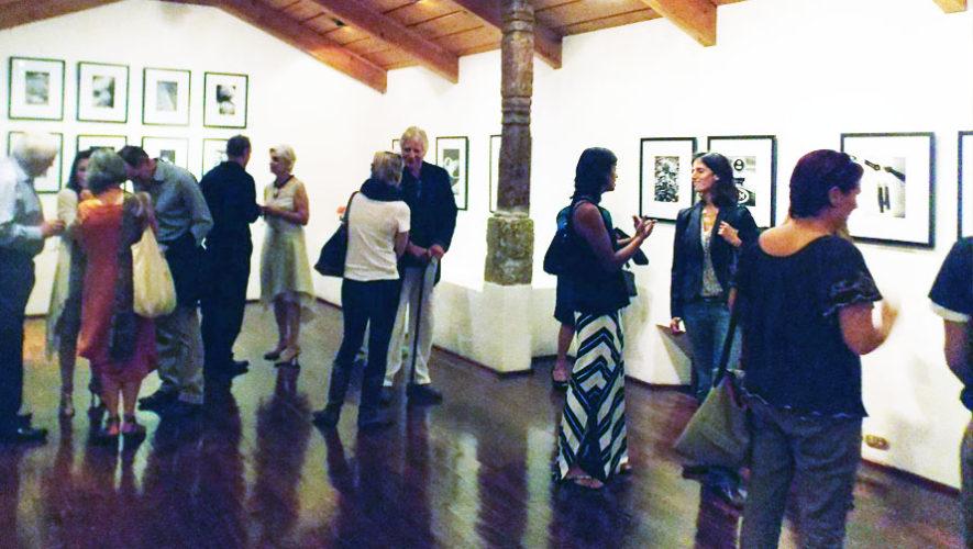 Exposición de pinturas en Antigua Guatemala   Abril 2018