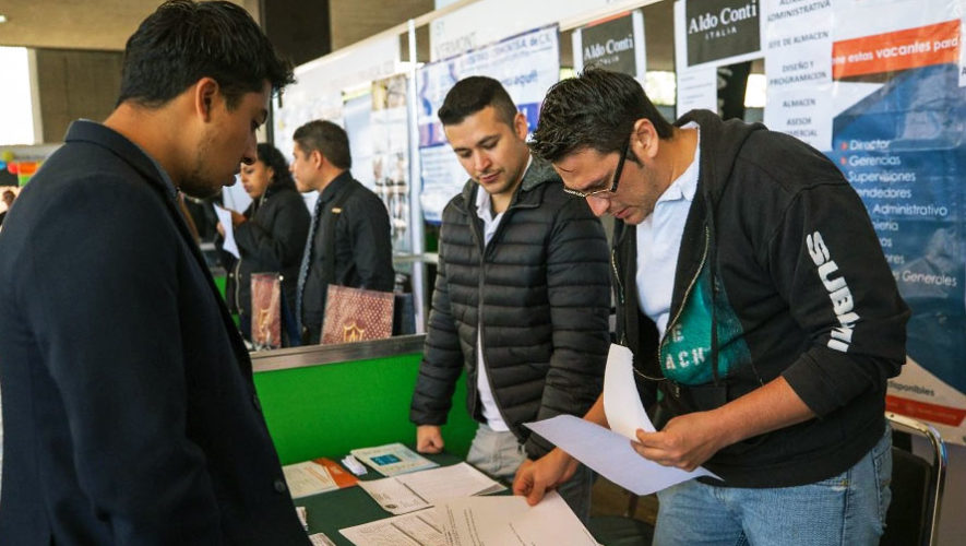 Feria del Empleo en la URL | Abril 2018