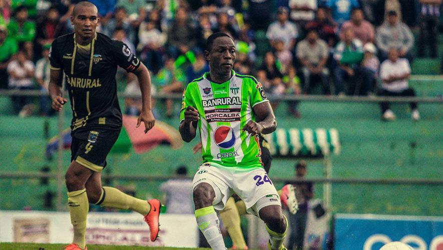 Partido de Antigua y Petapa por el Torneo Clausura | Marzo 2018