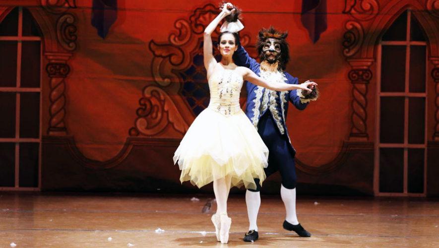 La Bella y La Bestia, por el Ballet Nacional de Guatemala | Mayo 2018