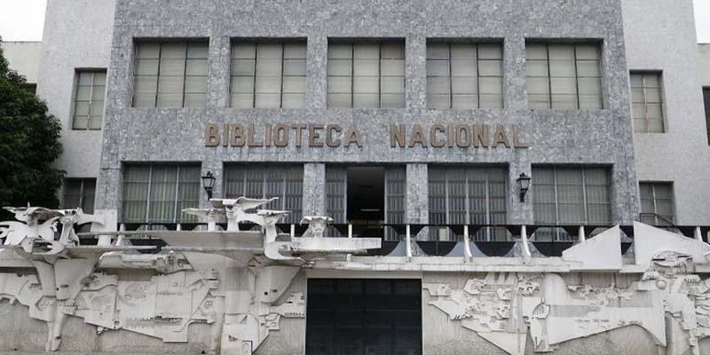 """Biblioteca Nacional """"Luis Cardoza y Aragón"""""""