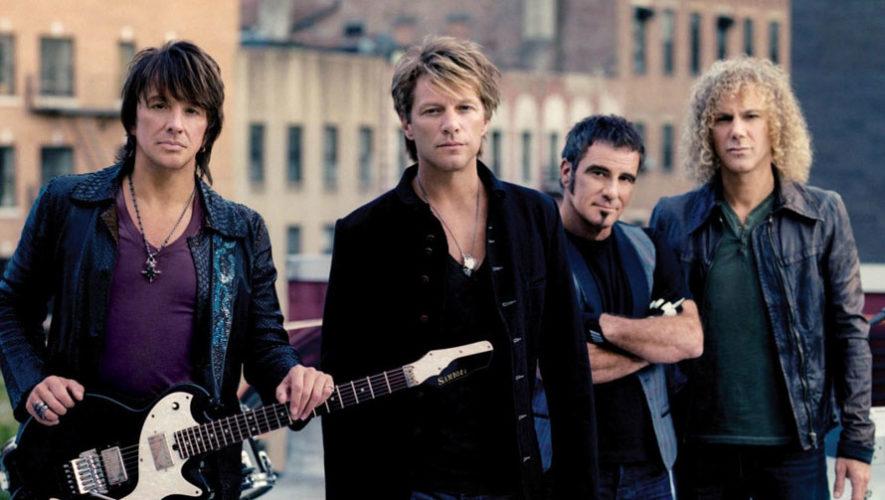 Homenaje musical a Bon Jovi | Marzo 2018