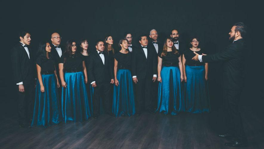 Presentación gratuita del coro Capella Cantorum | Marzo 2018