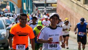 Carrera Primavera 10K en San Marcos   Abril 2018