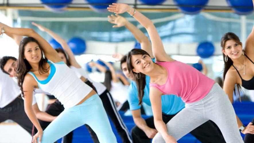 Actividades fitness gratuitas en Mixco | Marzo 2018