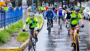 Colazo dominical en bicicleta por la Ciudad de Guatemala | Marzo 2018
