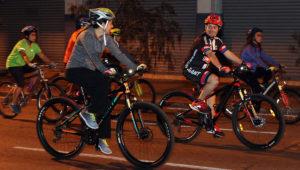Colazo nocturno en bicicleta en Ciudad de Guatemala | Marzo 2018