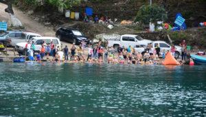 Competencia de Aguas Abiertas en Laguna de Ayarza | Marzo 2018