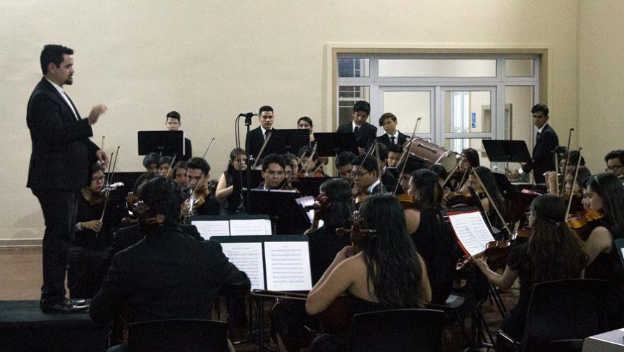 Concierto gratuito de la Orquesta Sinfónica Juvenil Municipal | Marzo 2018